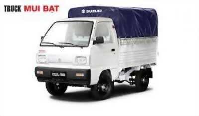 Mua Suzuki Truck tặng ngay 100% phí trước bạ