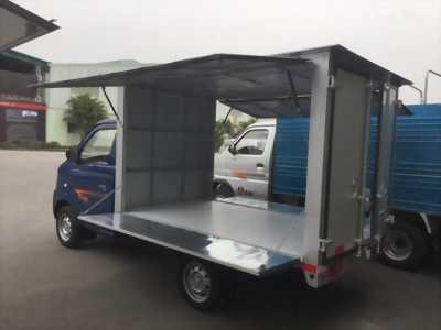 Xe tải bán hàng lưu đông 1,2 tấn