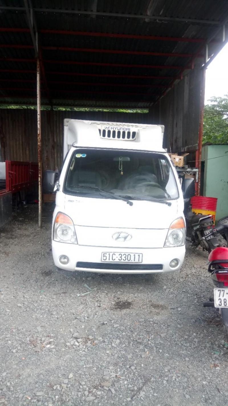 Bán xe tải Hyundai Poster II đời cũ 2004