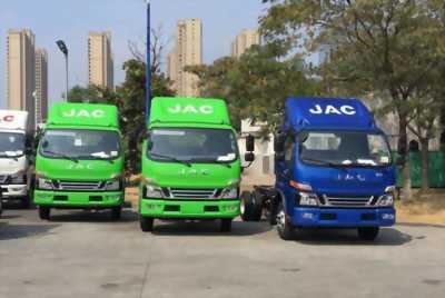 Địa chỉ bán xe JAC 2T4 ở Cần Thơ, trả trước 50tr nhận xe