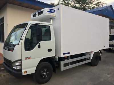 Đại lý xe tải isuzu thùng đông lạnh, giá cạnh tranh, thùng lạnh cực chất (hình thật 100%)