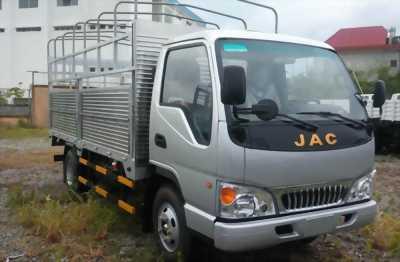 jac 2,4 tấn thùng 3m2 máy isuzu 2019 trả trước 50tr nhận xe