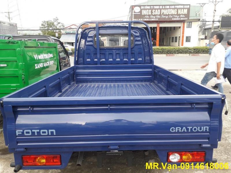 Bán xe tải FOTON 990KG, chất lượng hàng đầu, giá cả cạnh tranh