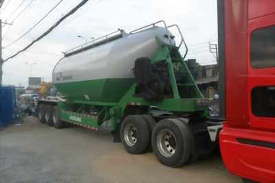 Bulk CEMENT semi- TRAILER 2 NORMAL Axles + 1 lifting Axle