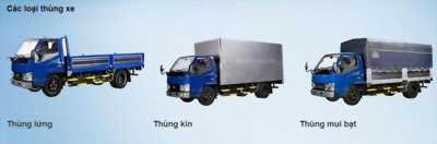 Xe tải Đô Thành IZ49TK 2,15 tấn