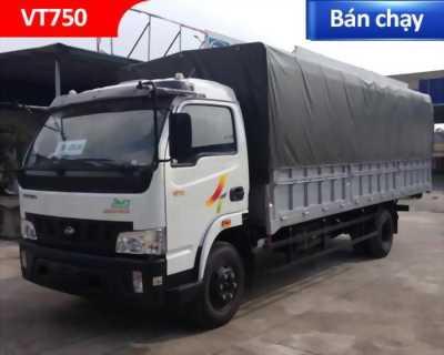 Xe tải Veam VT750 - 7,5 tấn
