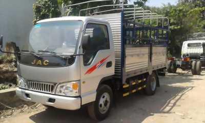 Xe tải Jac 2T4 thùng kín - Gía tốt- tragop