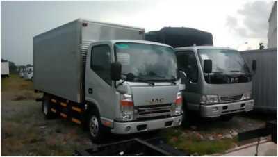Xe jac 2t4 công nghệ của isuzu có hỗ trợ trả góp