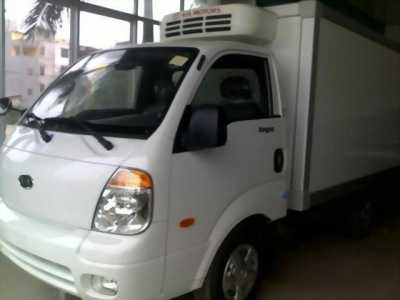 Xe tải lạnh KIA Bongo 2007 1,4 tấn