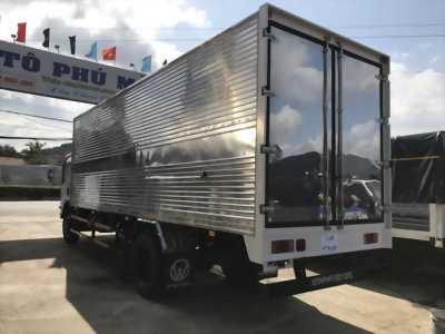 Cần bán xe tải Isuzu 8t2, giá nhà máy tại Kiên Giang