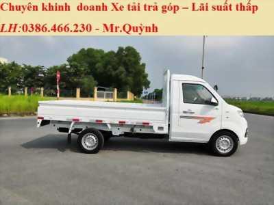 Xe tải Dongben 1.25 Tấn Thùng Lửng