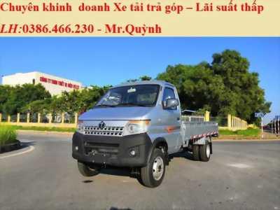 Bán Xe tải Dongben 1.9 Tấn Thùng Lững