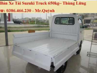 Bán Xe tải Suzuki Truck/ 650kg/ 550kg/ 500 kg/ Gía Rẻ/ Hỗ Trợ Khách/ Xe Mới