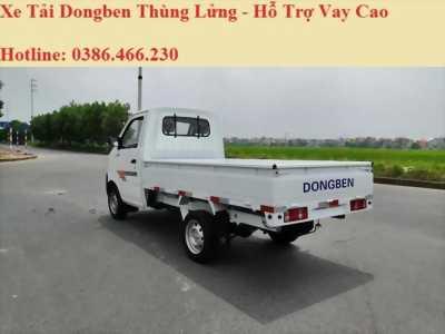 Bán Xe Tải DongBen 870 Kg/ Thùng Lững/ Gía Cả Cạnh Tranh/ Xe Mới 100%