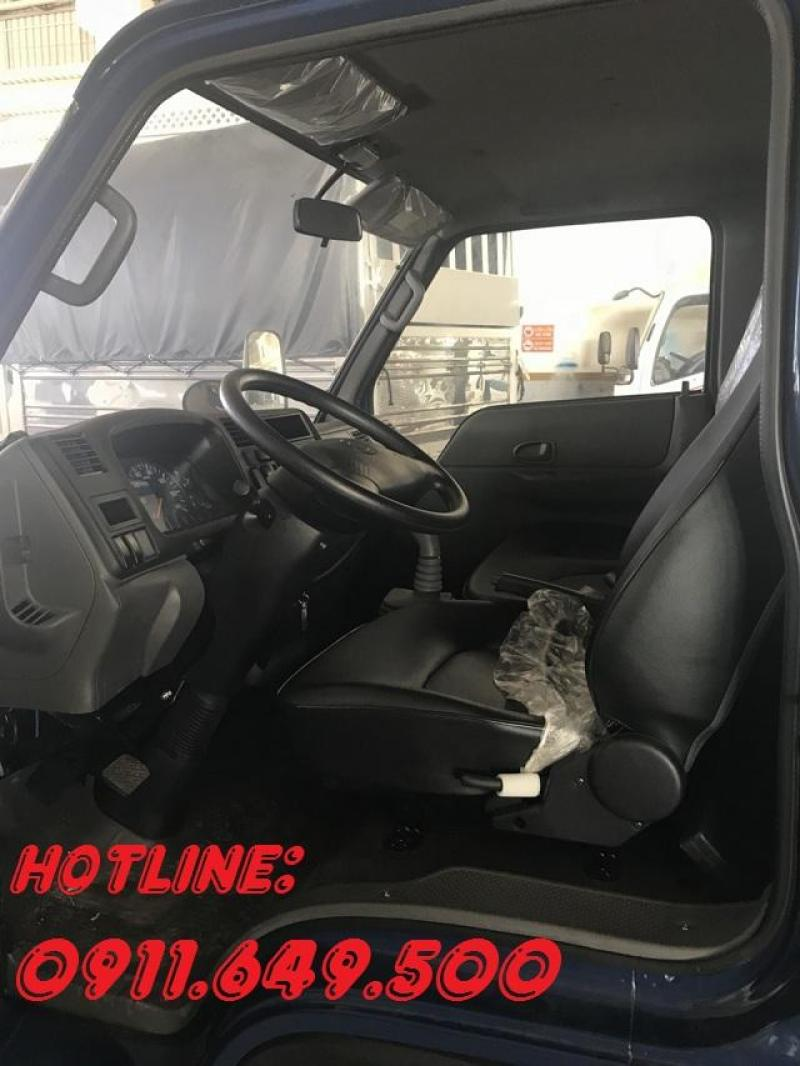 Xe tải IZ49 Đô Thành, xe tải trã góp thủ tục dễ dàng , xe đông lạnh giá rẽ.
