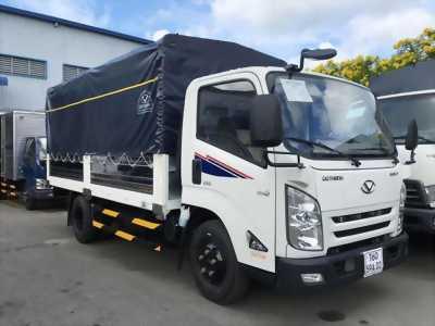 giá xe tải hyunhdai iz65 3,5 tấn thùng bạt dài 4m4
