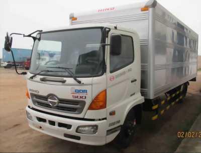 Xe tải hino FC thùng kín nhập khẩu nguyên chiếc