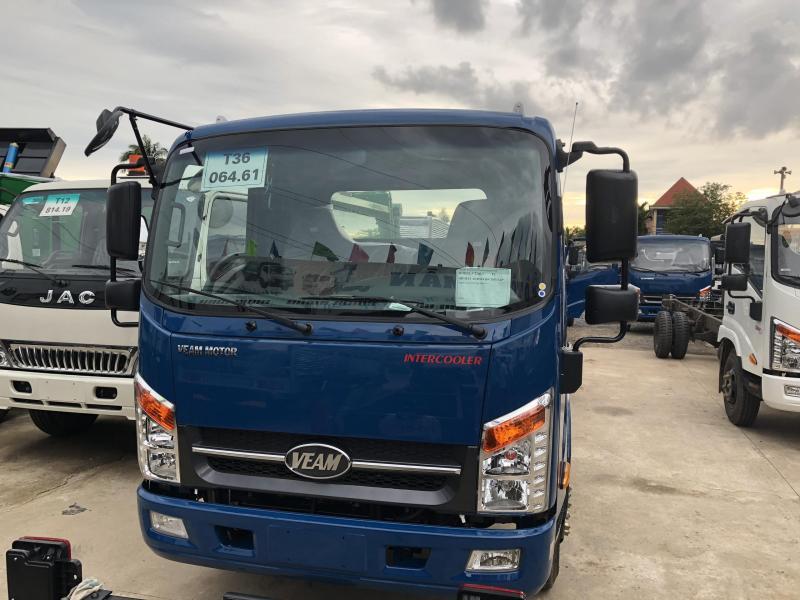 Xe tải Veam 1T9 thùng dài 6m động cơ ISUZU ở Tây Ninh