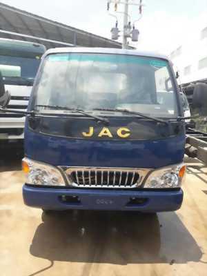 Xe tải jac 2t4, hỗ trợ vay ngân hàng giá ưu đãi