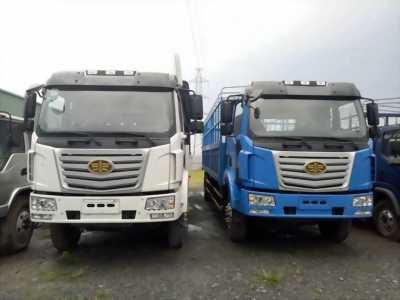 Bán xe tải Faw 8 tấn nhập khẩu thùng siêu dài 9.8m