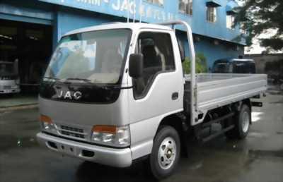 Xe tải jac 2.4 tấn động cơ isuzu giá tốt