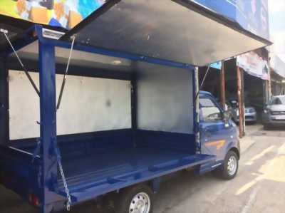 Xe tải trả góp dongben 870kg thùng cánh én