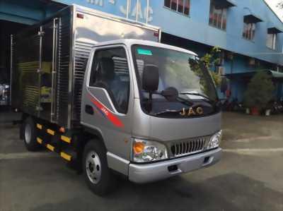 Bán xe tải jac 2t4 mới, máy công nghệ isuzu bảo hành 3 năm