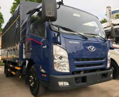 Giá xe tải huynhdai iz65 động cơ isuzu| Trả trước 99tr nhận xe