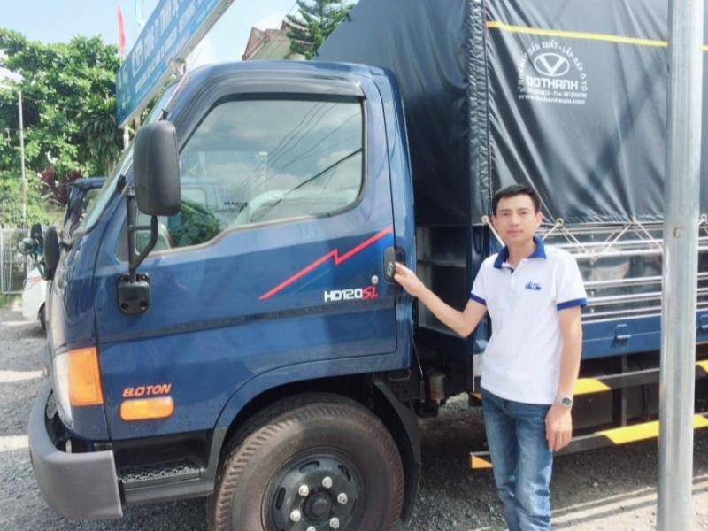 Xe tải HYUNDAI 8 tấn hỗ trợ trả góp 90% giá trị xe
