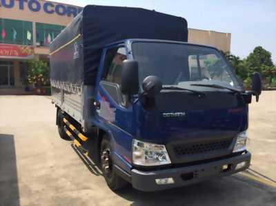Xe tải HYUNDAI 2.5 tấn hỗ trợ trả góp 80% KM 100% Trước bạ
