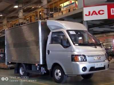 xe tải JAC X125  giá cạnh tranh, thủ tục đơn giản