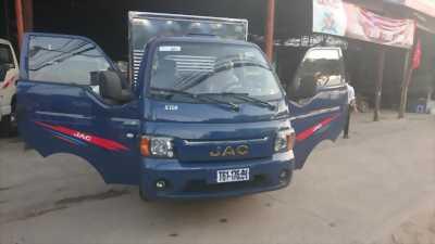 Đại lý bán xe tải JAC 1T25 máy ISUZU trả trước 40tr nhận xe ngay