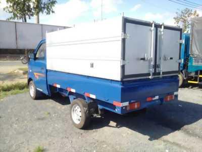 Xe tải dongben 900kg thùng mui bạt giá tốt