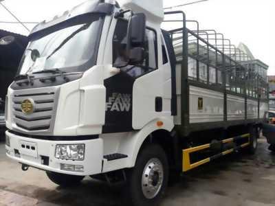 Bán xe tải Faw 8 tấn thùng dài 10 mét giá cạnh tranh