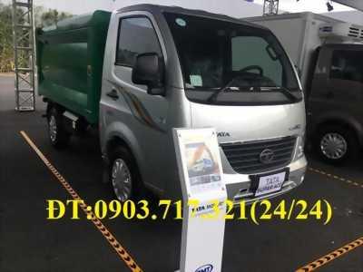 Xe ben chở rác TaTa siêu rẻ chỉ có 290 tr. Bán xe ben chở rác TaTa siêu rẻ