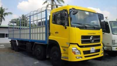 Bán xe tải thùng Dongfeng 17.9 tấn, 17,9 tấn nhập khẩu