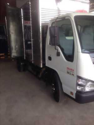 Xe tải Isuzu QKR55H 2.2T vào thành phố, xe giao ngay