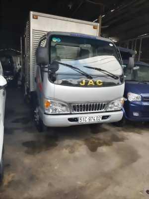 Bán gấp xe tải Jac 2t4 trả góp 95% giá trị xe