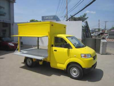 Cần bán suzuki 5 tạ đời 2003 xe gia đình sử dụng