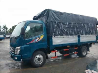 Thaco ollin 500a màu xanh xe đẹp như mới