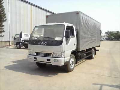 Xe tải JAC 3t45 đóng thùng theo yêu cầu giá tốt nhất TPHCM