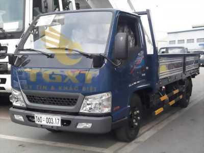 Xe tải DoThanh iz49 2t5 thùng lửng|hỗ trợ trả góp 90%