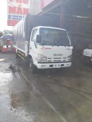 Đại lý bán xe tải Isuzu 1t9 thùng dài 6m2 giá rẻ Bình Dương