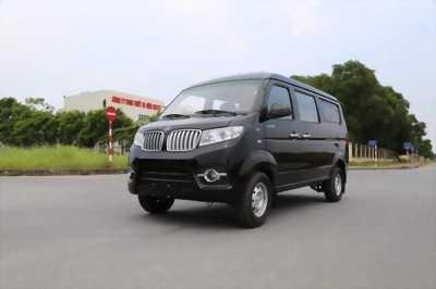 Chuyên bán xe Van 5 chỗ Dongben chạy giờ cấm giá tốt