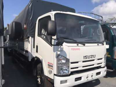 Bán xe Isuzu 8T2 VM thùng 7m - Vĩnh Phát 8T2 thùng bạt mở 7 bửng -Trả trước 150Tr