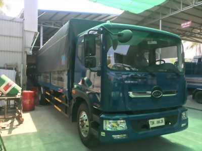 Xe tải Veam 9T3 (VPT950) . Gía bán xe tải Veam 9t3 thùng bạt 7 bửng dài 7m6