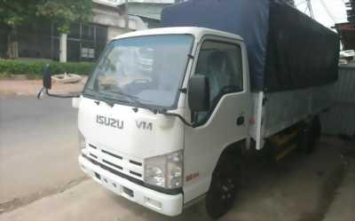 Xe tải ISUZU Vĩnh Phát 3.49T, thùng bạt