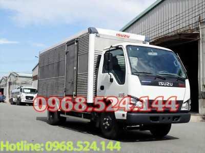 Xe tải isuzu 1t9 thùng kín giá rẻ chính hãng 2018, hỗ trợ vay theo nhu cầu của khách hàng.