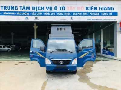 Xe Ben Tata Ấn độ 990kg - Hỗ trợ trả góp kiêng giang