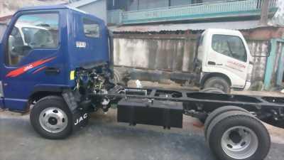 Xe tải JAC 2T4 công nghệ ISUZU hàng đầu